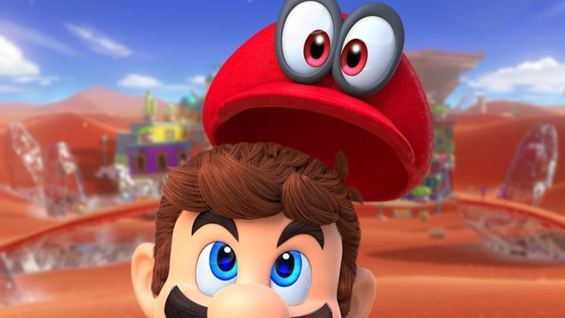 Mario e Cappy