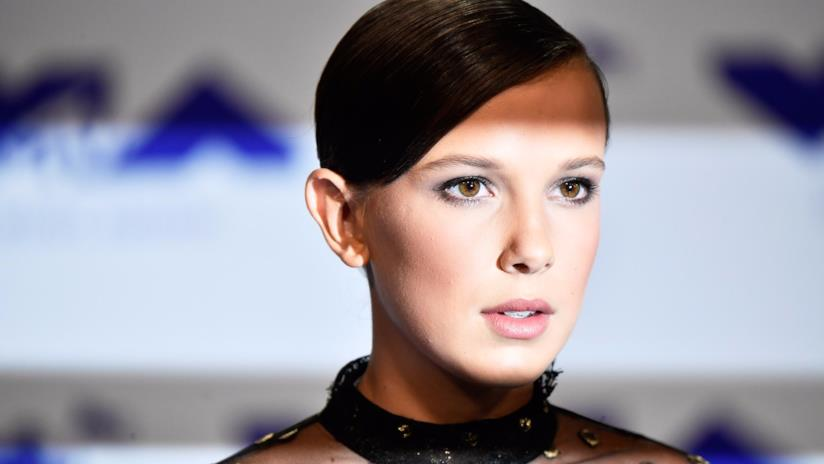 Millie Bobby Brown, protagonista di Stranger Things