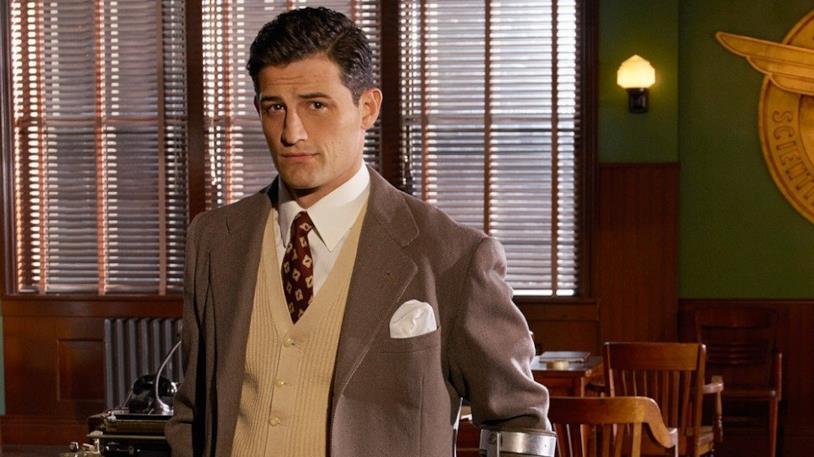 Enver Gjokaj nei panni di Daniel Sousa in Agent Carter