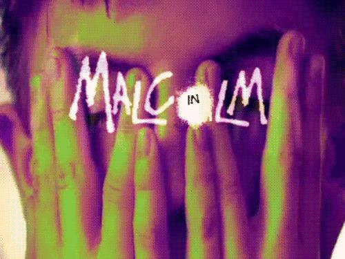 La sigla di Malcolm