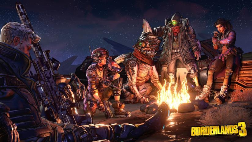 Borderlands 3 reveal