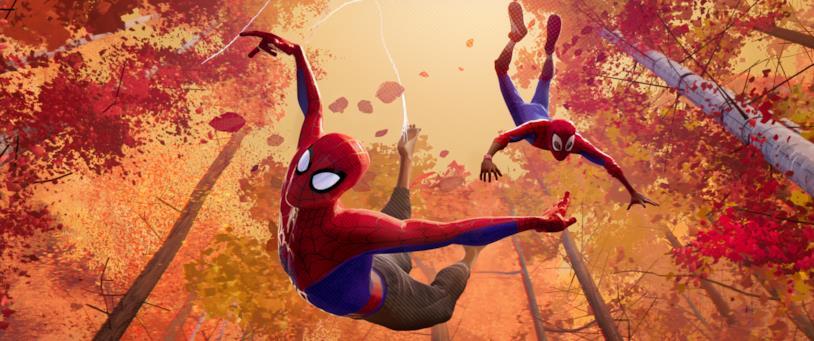 Una sequenza di Spider-Man: Un nuovo Universo