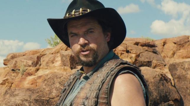 Danny McBride nel teaser del sequel di Crocodile Dundee