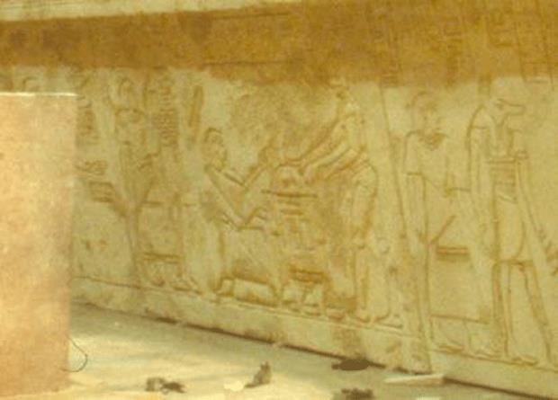 Un'immagine de I predatori dell'Arca Perduta