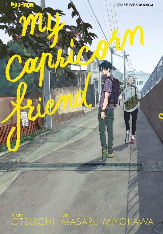 Il duo protagonista di My Capricorn Friend