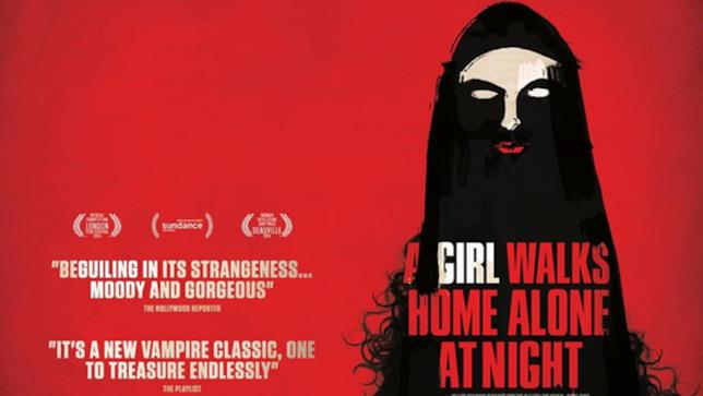 A Girl Walks Home Alone at Night film 2014