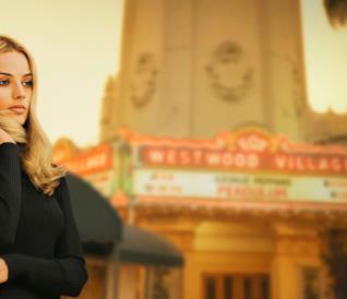 Margot Robbie è Sharon Tate in C'era una volta a... Hollywood