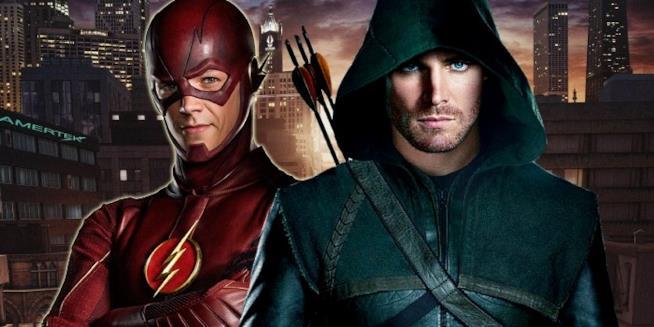Arrow e Flash
