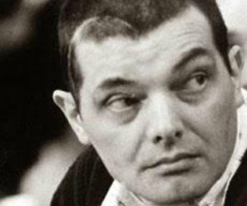 Il serial killer Gianfranco Stevanin durante il processo