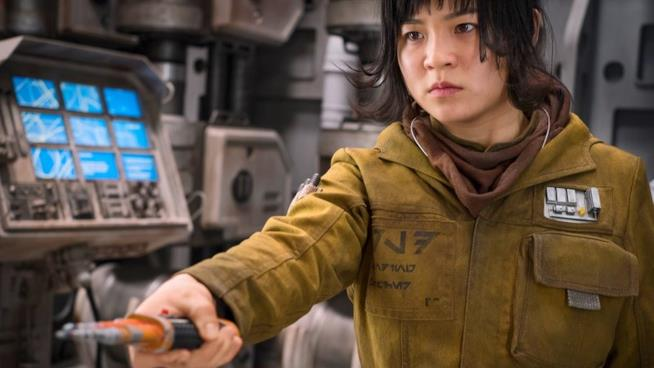 Kelly Marie Tran in Star Wars