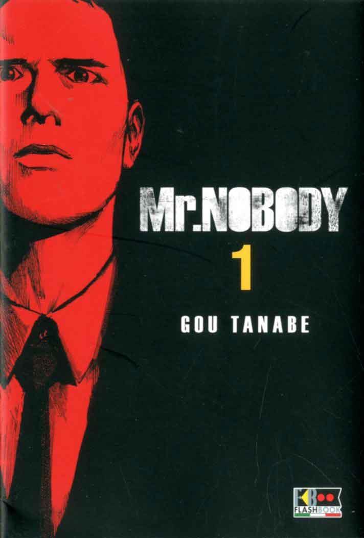 La copertina di Mr Nobody