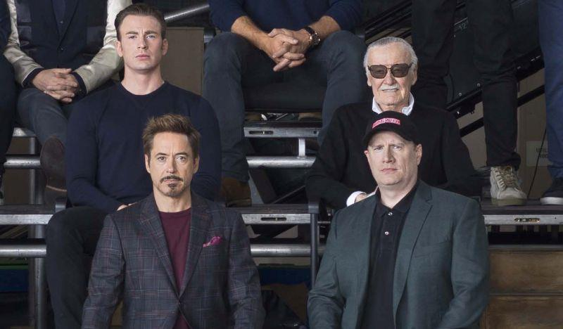 I pilastri del Marvel Cinematic Universe insieme per celebrare i primi 10 anni dei Marvel Studios