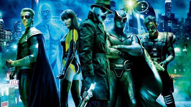I personaggi di Watchmen