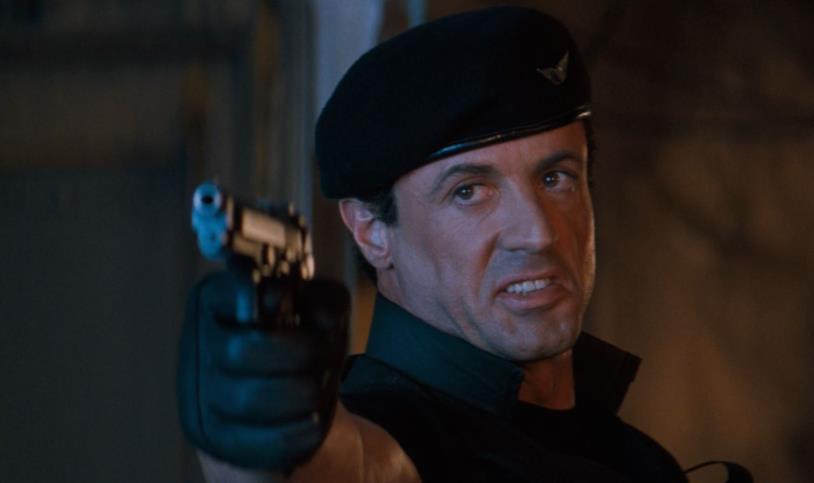 Demolition Man, film con Sylvester Stallone