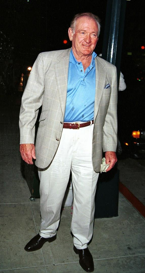 Rod Taylor, attore amiercano scomparso nel 2015