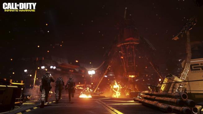 Call of Duty: Infinite Warfare avrà una modalità zombie