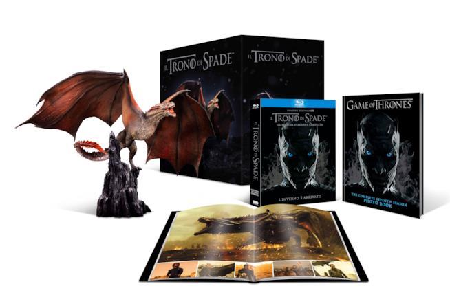 Contenuti della versione Amazon di Game of Thrones 7