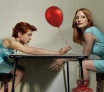Jessica Chastain e Sophia Lillis