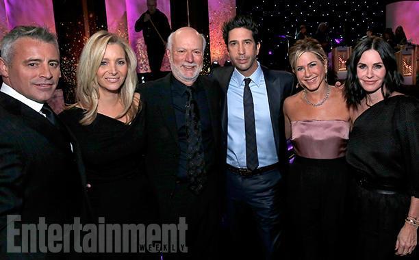 La reunion di Friends nelle prime immagini ufficiali