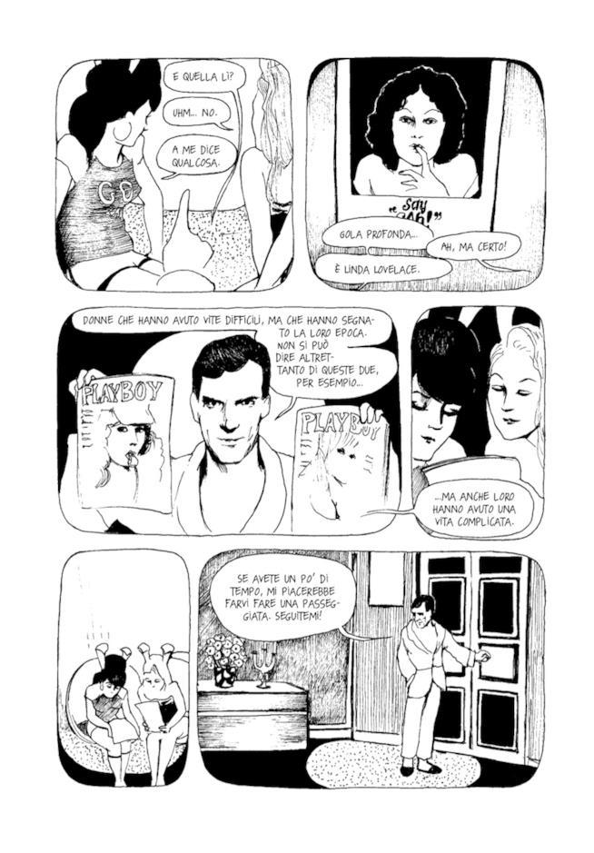 Hefner racconta la storia di due icone sexy americane