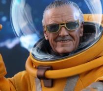 Il cameo di Stan Lee in Guardiani della Galassia Vol. 2 in versione Hot Toys