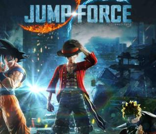 Jump Force Cover personaggi