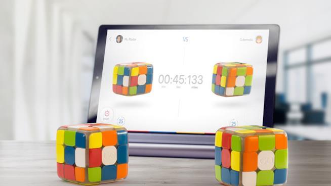 Il cubo di Rubik smart