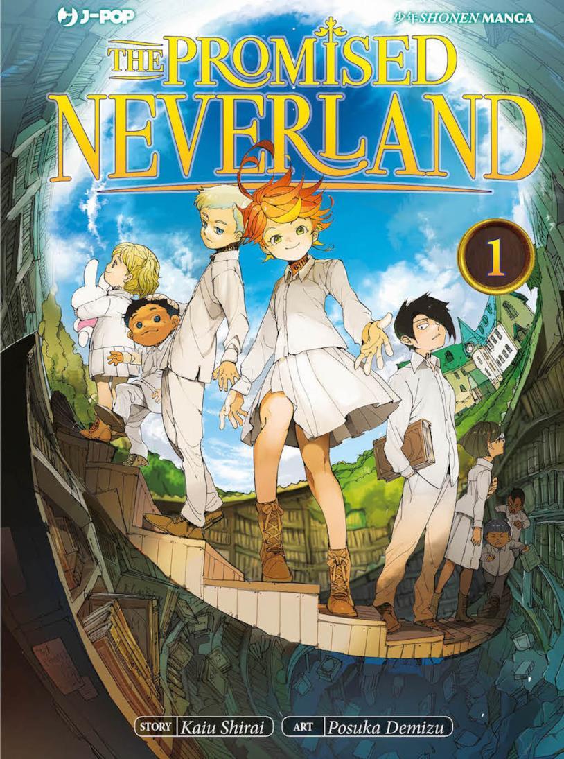 La copertina di The promised land