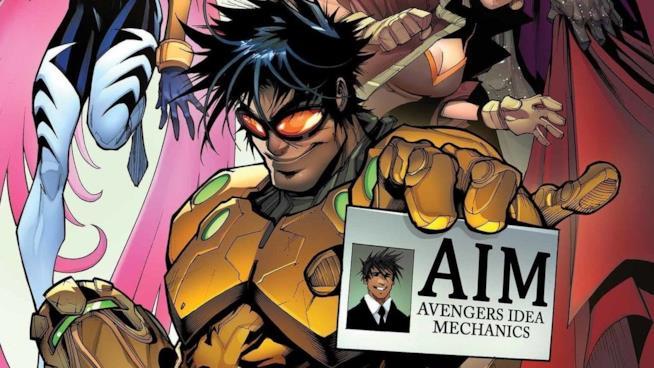 Sunspot ci mostra il suo biglietto da visita da CEO della nuova A.I.M.