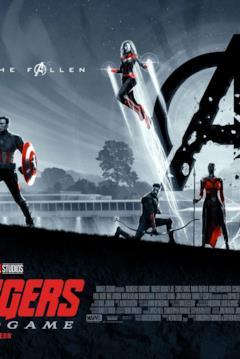 Doppio poster speciale per Avengers: Endgame (parte due)