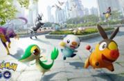 I Pokémon di quinta generazione debuttano in Pokémon GO