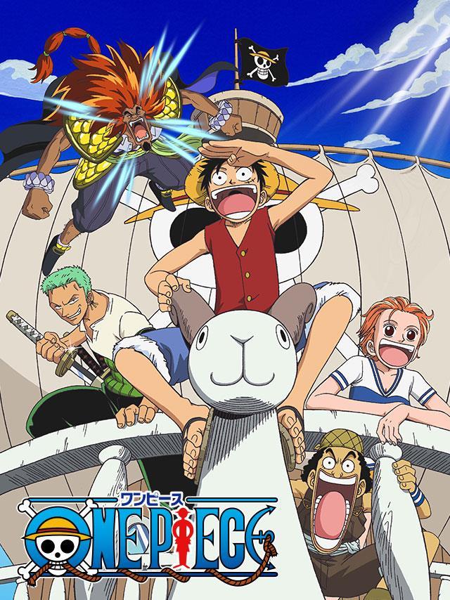 Il primo film dedicato a One Piece