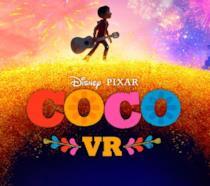 Poster di Coco VR di Disney e Pixar