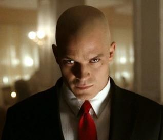 Timothy Olyphant in una scena di Hitman - L'assassino
