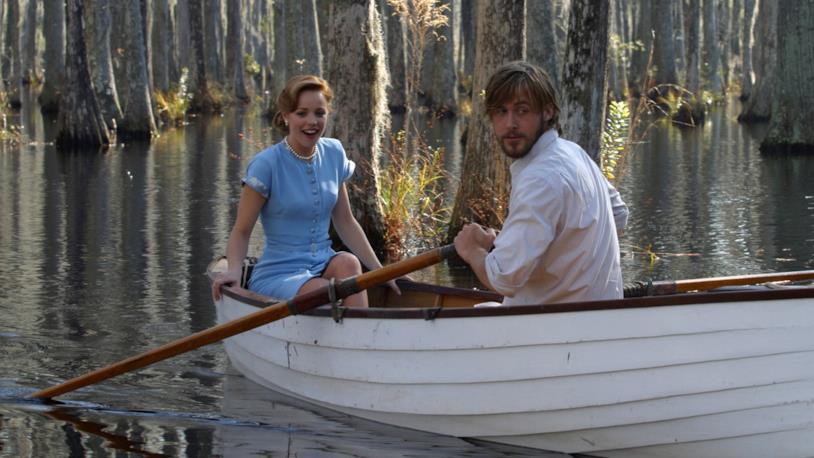 Rachel McAdams e Ryan Gosling