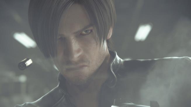 Leon Scott Kennedy in Resident Evil: vendetta.