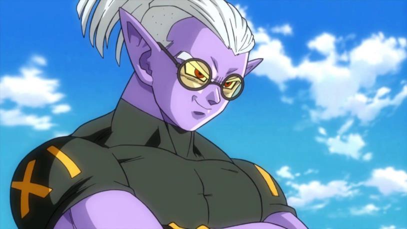 Dragon Ball new villain Fu