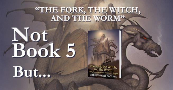 Copertina de La forchetta, la strega e il drago