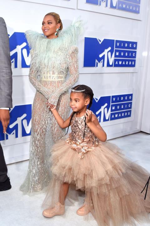 Beyoncé e la figlia Blue Ivy Carter