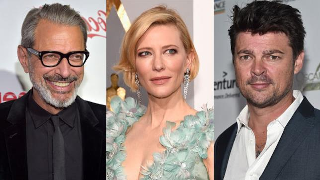 Jeff Goldblum, Cate Blanchett e Karl Urban, new entry in