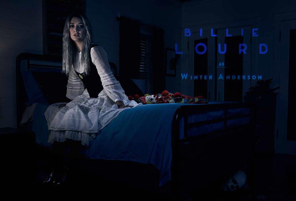 American Horror Story Cult: Bille Lourd