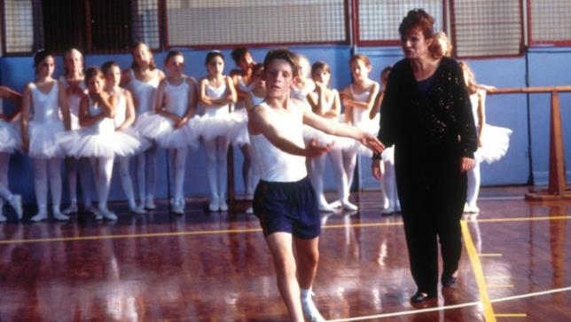 Jamie Bell è Billy Elliot