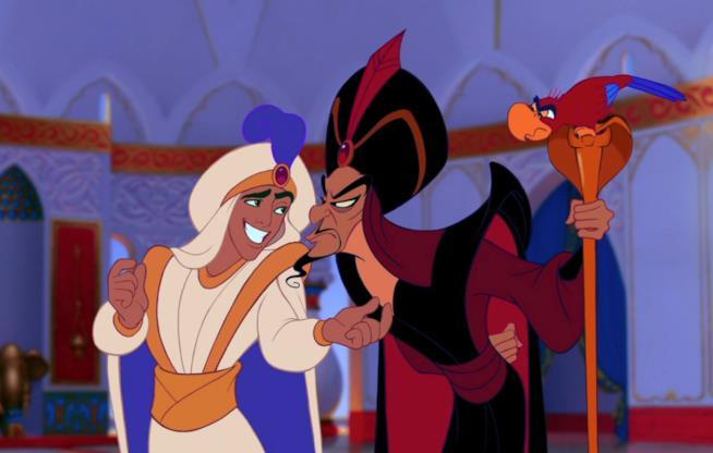 C'era una volta: Arrivano Aladdin e Jafar!