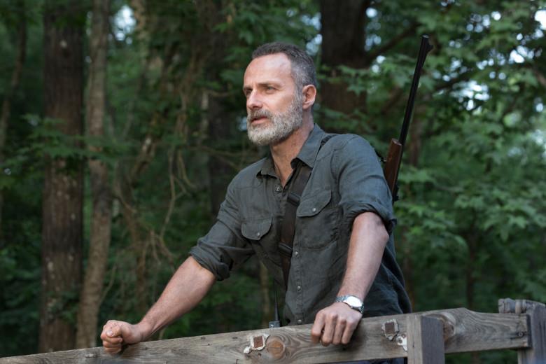 The Walking Dead: Rick Grimes nella stagione 9