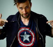 Captain America: Chris Evans