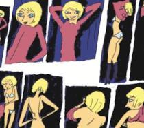 La cover del fumetto di Joann Sfar