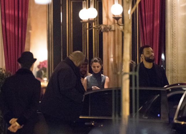 Selena Gomez e The Weeknd avvistati a Parigi