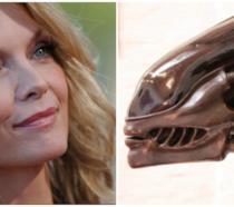 Lo xenomorfo di Alien 3 e Michelle Pfeiffer