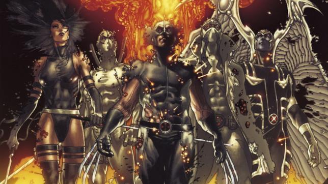 Wolverine e la sua X - Force