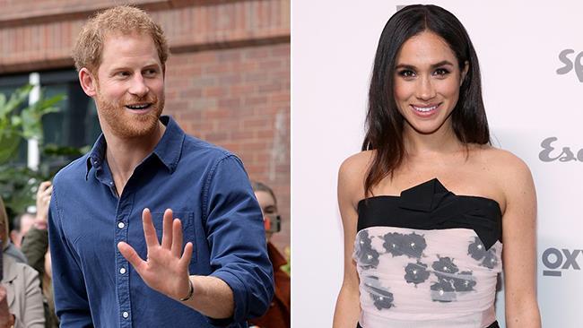 Il Il Principe Harry e Meghan Markle in due scatti ufficiali